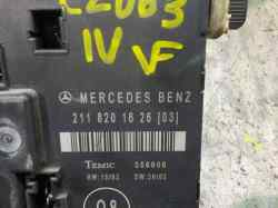 MODULO ELECTRONICO MERCEDES CLASE E (W211) BERLINA E 270 CDI (211.016)  2.7 CDI CAT (177 CV) |   01.02 - 12.05_mini_3
