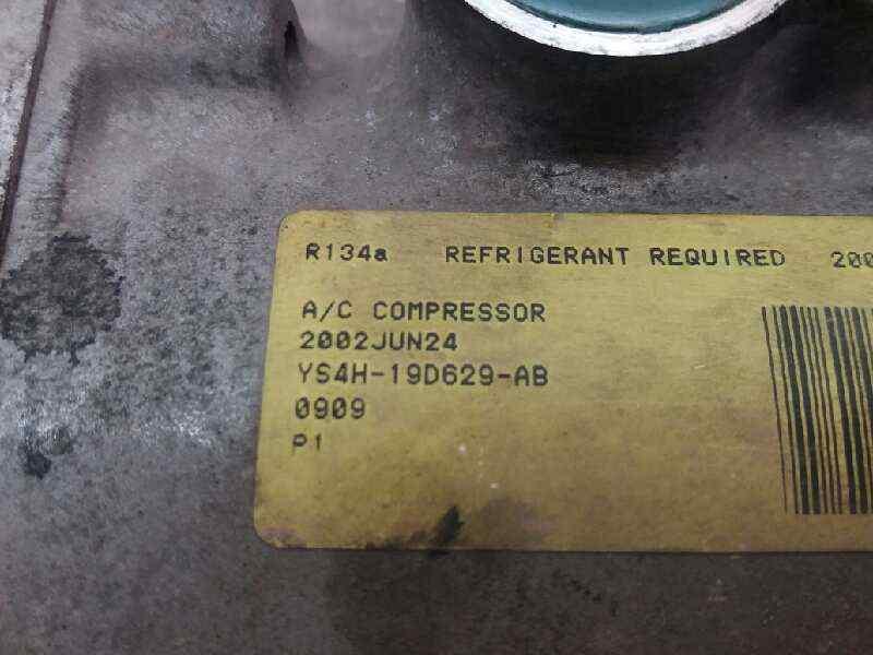 COMPRESOR AIRE ACONDICIONADO FORD FOCUS BERLINA (CAK) Ghia  1.8 TDCi Turbodiesel CAT (116 CV) |   01.01 - 12.04_img_1
