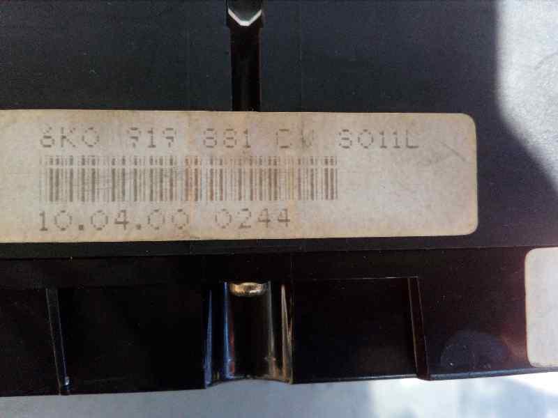CUADRO INSTRUMENTOS SEAT IBIZA (6K) CLX  1.6  (75 CV) |   0.93 - ..._img_1