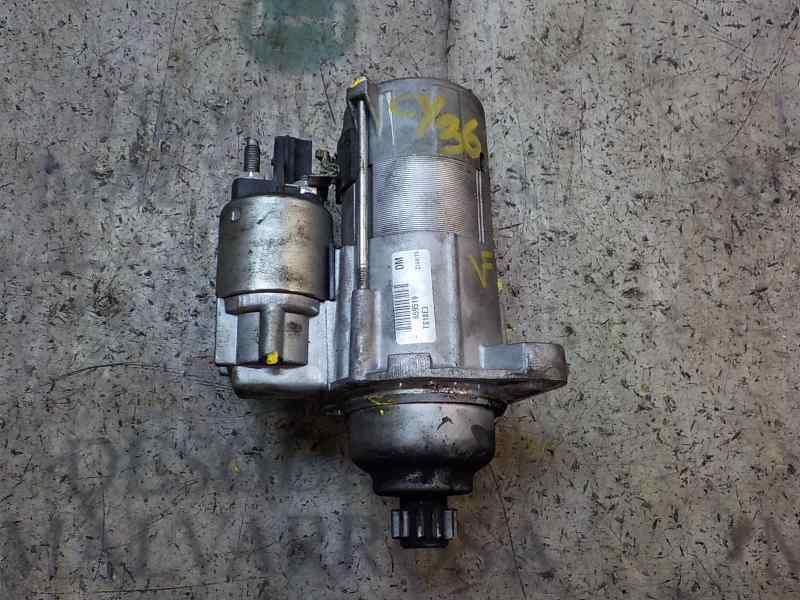 MOTOR ARRANQUE AUDI A3 (8P) 2.0 TDI Ambiente   (140 CV)     05.03 - 12.08_img_0