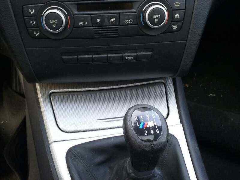 BMW SERIE 1 BERLINA (E81/E87) 120d  2.0 Turbodiesel CAT (177 CV)     03.07 - 12.12_img_3