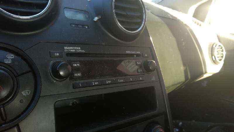 SISTEMA AUDIO / RADIO CD SSANGYONG ACTYON 200 Xdi  2.0 TD CAT (141 CV) |   08.06 - 12.11_img_0