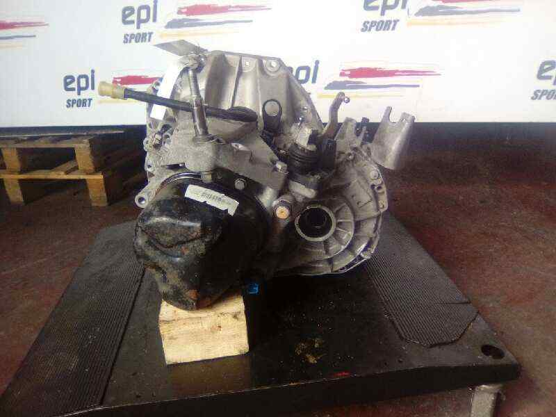 CAJA CAMBIOS RENAULT KANGOO (F/KC0) Alize  1.5 dCi Diesel (65 CV) |   03.03 - 12.07_img_2