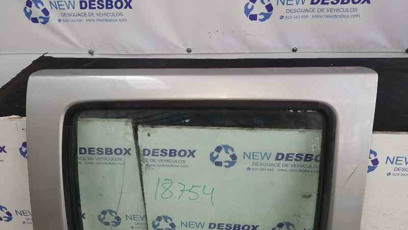 PUERTA TRASERA DERECHA NISSAN PICK-UP (D22) TD Doble Cabina Navara  2.5 16V Turbodiesel CAT (133 CV) |   11.01 - ..._img_2