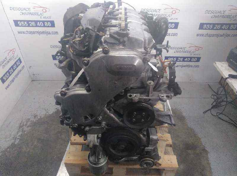 MOTOR COMPLETO NISSAN ALMERA (N16/E) Acenta  2.2 dCi Diesel CAT (112 CV) |   10.02 - 12.04_img_3