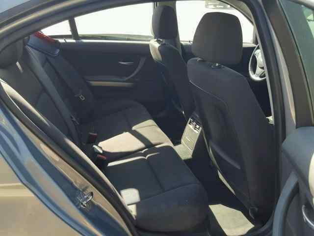 REJILLA DELANTERA BMW SERIE 3 BERLINA (E90) 320d  2.0 Turbodiesel CAT (177 CV) |   09.07 - 12.10_img_7
