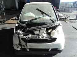 smart coupe fortwo coupe cdi  0.8 cdi cat (45 cv) 2007-2009 660950/D WME4513001K