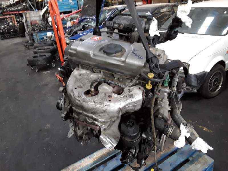 MOTOR COMPLETO CITROEN C2 Audace  1.1  (60 CV) |   06.07 - 12.08_img_0