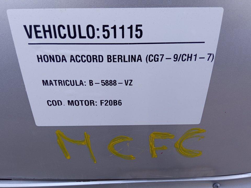 HONDA ACCORD BERLINA (CG7-9/CH1-7) 1.8i ES (5 asientos) (CH8)  2.0 16V CAT (147 CV) |   12.99 - 12.01_img_4