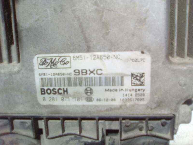 CENTRALITA MOTOR UCE FORD FOCUS C-MAX (CAP) Ambiente (D)  1.6 TDCi CAT (90 CV) |   01.05 - 12.07_img_0