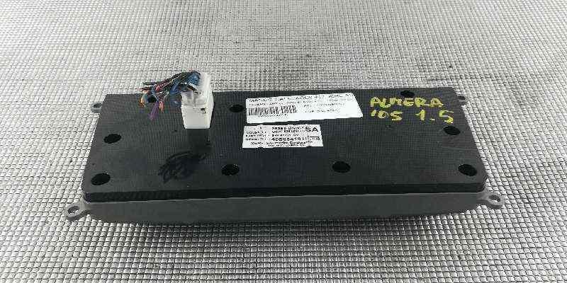 MANDO CALEFACCION /  AIRE ACONDICIONADO NISSAN ALMERA (N16/E) Acenta  1.5 dCi Turbodiesel CAT (82 CV) |   12.02 - 12.04_img_1
