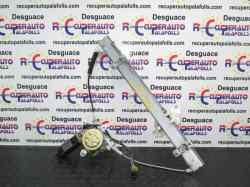 elevalunas delantero derecho hyundai accent (x3) 1.3 gls (60 cv) 1994-