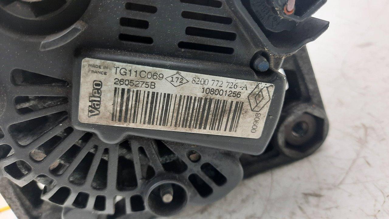 ALTERNADOR RENAULT SCENIC II Authentique  1.5 dCi Diesel (106 CV)     10.06 - ..._img_3