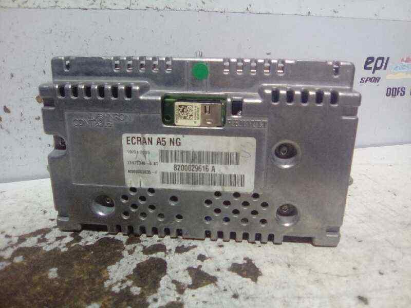 SISTEMA NAVEGACION GPS RENAULT SCENIC II Grand Privilege  1.9 dCi Diesel (120 CV) |   10.06 - ..._img_1