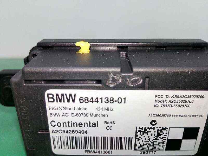 MODULO ELECTRONICO BMW BAUREIHE 3 TOURING  (F31) 318d  2.0 16V Turbodiesel (150 CV) |   0.15 - ..._img_1