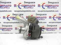 turbocompresor renault espace iv (jk0) grand espace expression 2.2 dci turbodiesel (150 cv) 2002-2006