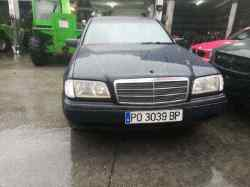 MERCEDES CLASE C (W202) BERLINA 2.2 Diesel CAT