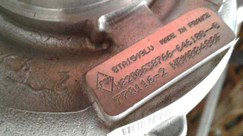 MOTOR COMPLETO RENAULT LAGUNA III Initiale  2.0 dCi Diesel FAP (150 CV) |   09.07 - 12.10_img_4