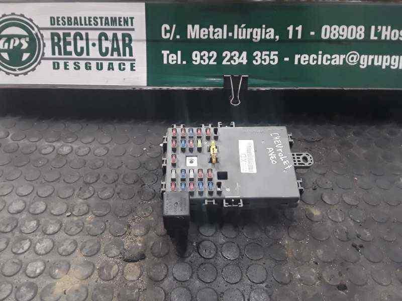 MODULO ELECTRONICO CHEVROLET AVEO LS  1.2 CAT (84 CV) |   09.08 - 12.12_img_0