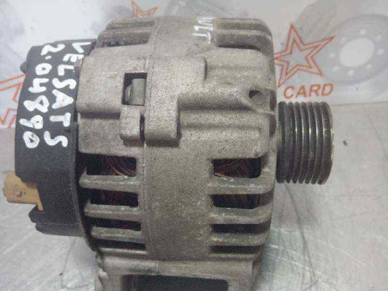 ALTERNADOR RENAULT VEL SATIS (BJ0) Privilege  2.0 16V Turbo (163 CV) |   01.02 - 12.05_img_1