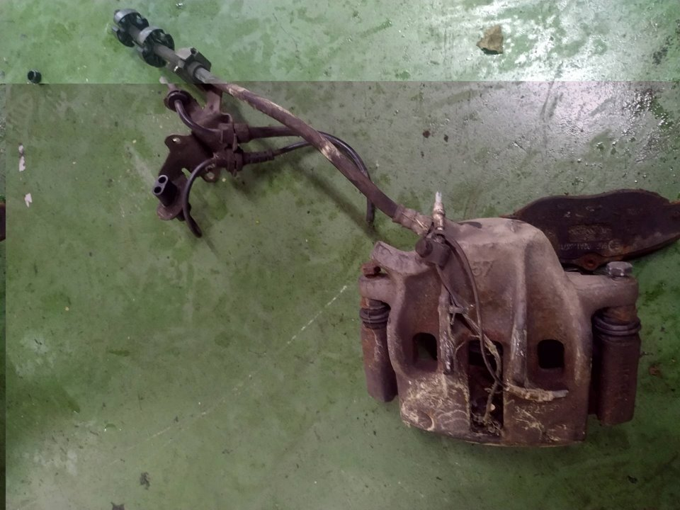 PINZA FRENO DELANTERA IZQUIERDA MERCEDES CLASE A (W168) 160 CDI (168.007)  1.7 CDI Diesel CAT (60 CV) |   09.98 - 12.01_img_1