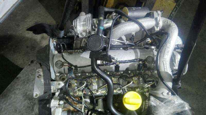 MOTOR COMPLETO RENAULT SCENIC II Grand Dynamique  1.9 dCi Diesel (120 CV) |   10.06 - ..._img_0