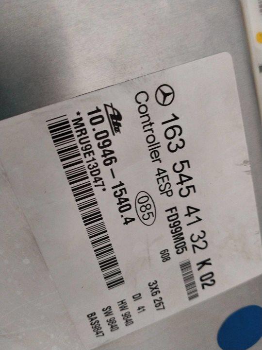 CENTRALITA ABS MERCEDES CLASE M (W163) 320 (163.154)  3.2 V6 18V CAT (218 CV)     09.97 - 12.02_img_1