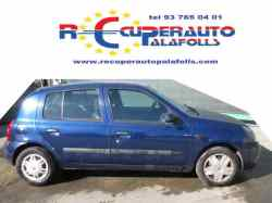 MANETA EXTERIOR PORTON RENAULT CLIO II FASE II (B/CB0) Base Authentique  1.2  (75 CV) |   0.01 - ..._mini_5