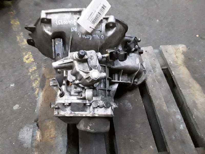 CAJA CAMBIOS OPEL CORSA B Edition 2000  1.7 Diesel (60 CV) |   08.99 - 12.00_img_0