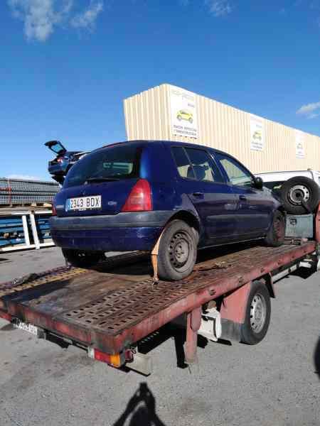 RENAULT CLIO II FASE II (B/CB0) Alize  1.9 dTi Diesel (80 CV) |   06.01 - 12.01_img_0