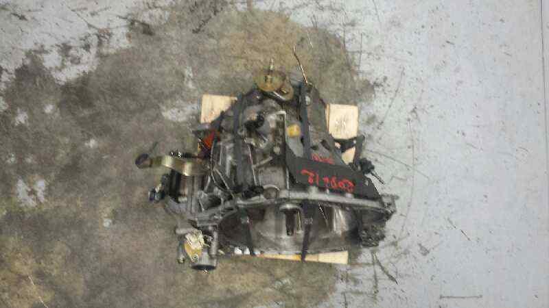 CAJA CAMBIOS PEUGEOT PARTNER (S2) Combi Pro  1.9 Diesel (69 CV) |   11.02 - 12.04_img_0