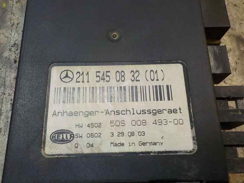 MODULO ELECTRONICO MERCEDES CLASE E (W211) BERLINA E 270 CDI (211.016)  2.7 CDI CAT (177 CV) |   01.02 - 12.05_img_3