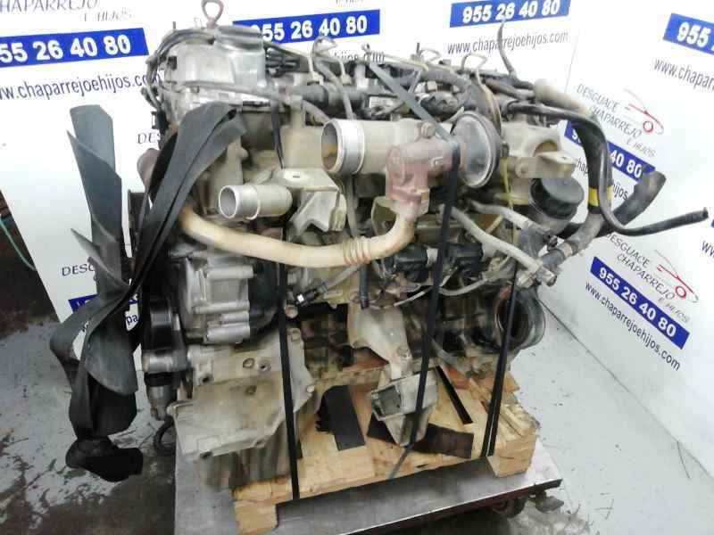 MOTOR COMPLETO SSANGYONG REXTON RX 270 Full  2.7 Turbodiesel CAT (163 CV)     08.03 - 12.06_img_5