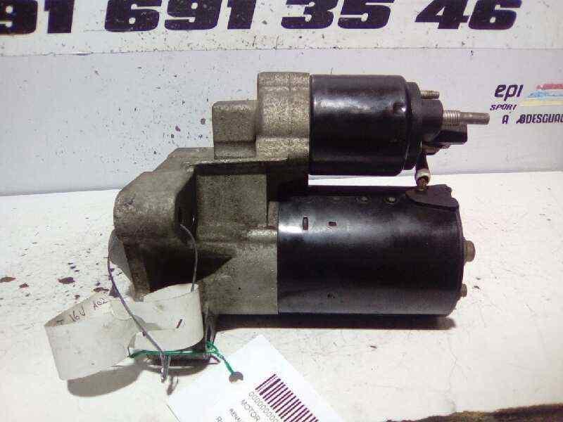 MOTOR ARRANQUE RENAULT VEL SATIS (BJ0) Expression  2.0 16V Turbo (163 CV) |   01.02 - 12.05_img_3