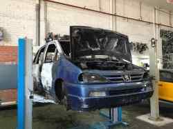 peugeot 806 stdt  2.1 turbodiesel cat (109 cv) 1995-1999 P8CXUD11BTE VF3221PA212