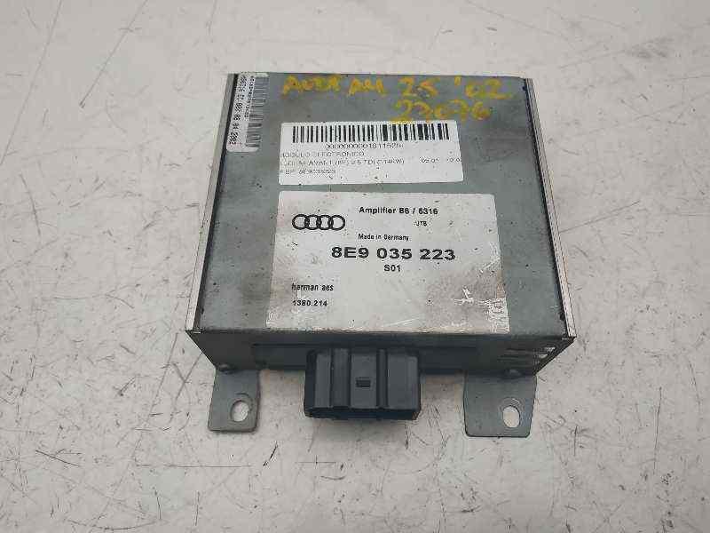 MODULO ELECTRONICO AUDI A4 AVANT (8E) 2.5 TDI (114kW)   (155 CV)     05.01 - 12.02_img_5