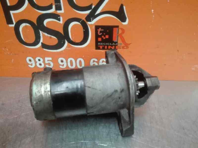 MOTOR ARRANQUE OPEL CORSA C Club  1.7 16V DI CAT (Y 17 DTL / LK8) (65 CV)     08.00 - 12.03_img_1