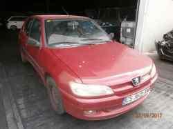 peugeot 306 berlina 3/5 puertas (s1) 1.9 diesel   (68 cv) DJY VF37CDJYE32