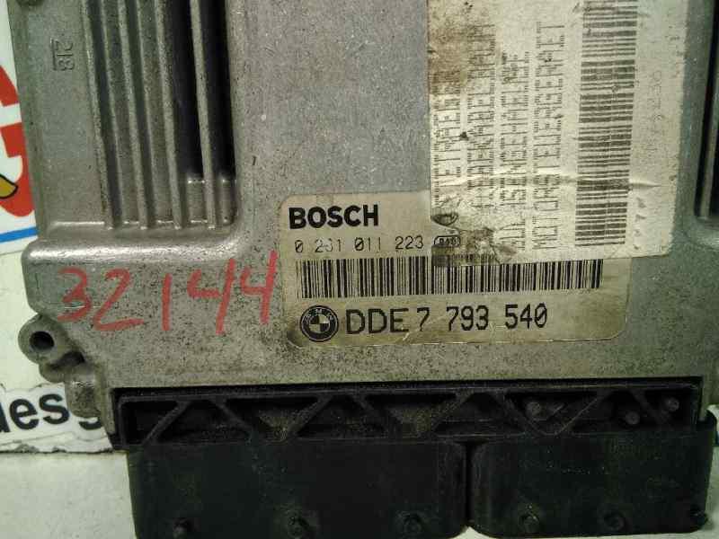 CENTRALITA MOTOR UCE BMW SERIE 3 BERLINA (E46) 330d  3.0 Turbodiesel (204 CV) |   03.03 - 12.06_img_1