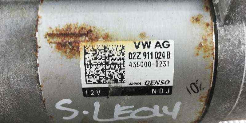 MOTOR ARRANQUE SEAT LEON (5F1) Reference  1.6 TDI (116 CV) |   ..._img_2