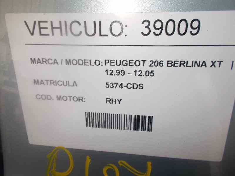 PEUGEOT 206 BERLINA XT  2.0 HDi CAT (90 CV)     12.99 - 12.05_img_4