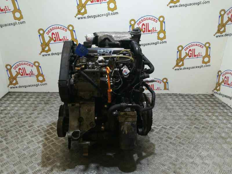 MOTOR COMPLETO SEAT IBIZA (6K) Básico  1.9 Diesel CAT (1Y) (64 CV) |   12.96 - 12.97_img_4
