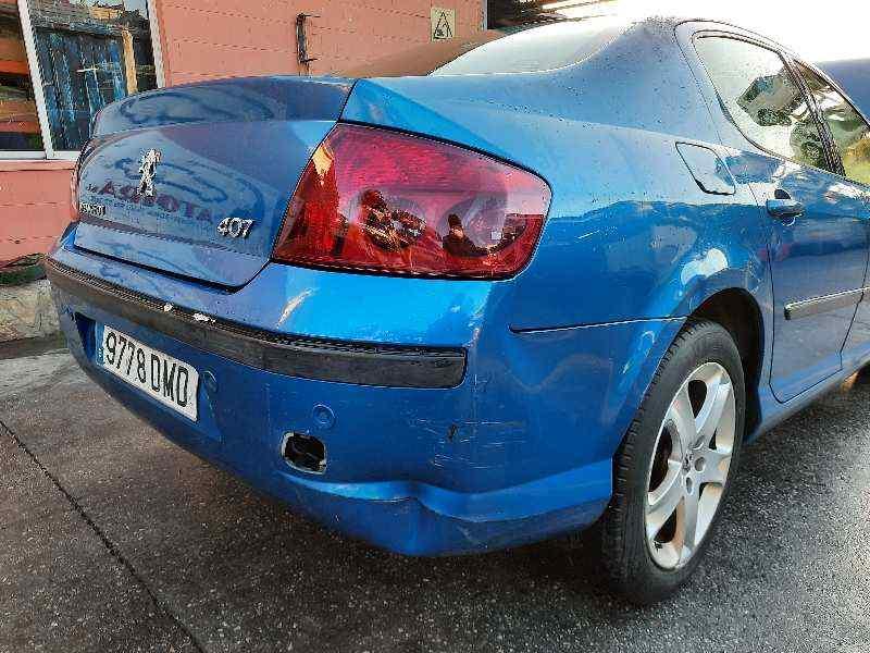 PARAGOLPES TRASERO PEUGEOT 407 ST Sport Pack  2.0 16V HDi CAT (RHR / DW10BTED4) (136 CV) |   0.04 - ..._img_0