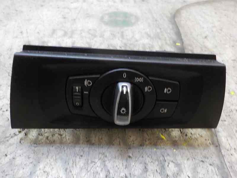 MANDO LUCES BMW SERIE 3 BERLINA (E90) 320d  2.0 16V Diesel (163 CV) |   12.04 - 12.07_img_0