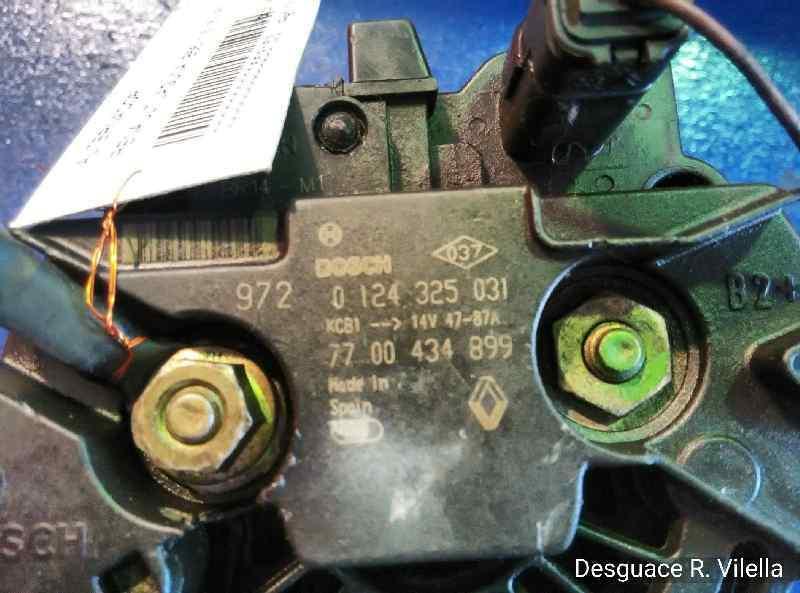 ALTERNADOR RENAULT LAGUNA (B56) 1.6 16V RT   (107 CV) |   04.98 - 12.01_img_2