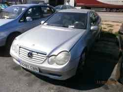 mercedes clase c (w203) sportcoupe c 180 compressor (203.746)  1.8 cat (143 cv) 2002-2008 M271946 WDB2037461A
