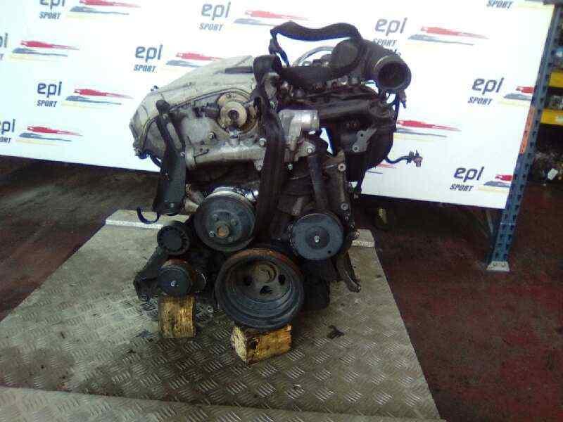 MOTOR COMPLETO MERCEDES CLASE C (W203) SPORTCOUPE C 200 Compressor (203.745)  2.0 Compresor CAT (163 CV) |   10.00 - 12.02_img_3