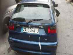 seat ibiza (6k) cl  1.9 diesel (1y) (68 cv) 1995-1996 1Y VSSZZZ6KZVR