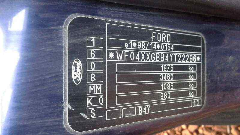 FARO DERECHO FORD MONDEO BERLINA (GE) Trend  2.0 16V DI TD CAT (116 CV) |   09.00 - 12.02_img_4