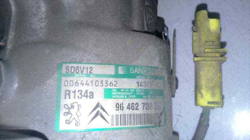 COMPRESOR AIRE ACONDICIONADO PEUGEOT 206 SW XS  1.6 16V CAT (109 CV) |   08.02 - 12.06_img_1